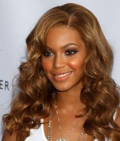 beyonce brown hair color - Google Search