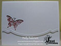 MarineMom: butterfly