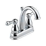 Leland Two Handle Centerset Lavatory Faucet