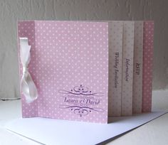 Are you interested in our wedding invite polka dot? With our cute wedding stationery personalised you need look no further. Wedding Stationary, Wedding Invitations, Pastel Blue, Pink, Polka Dot Wedding, On The High Street, Cute Designs, Creative Business, Our Wedding