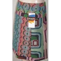 Desigual sukně - AFTER BOTTIC Second Hand, Lunch Box, Fashion, Moda, Fashion Styles, Bento Box, Fashion Illustrations