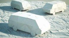 Cinema 4D R13 - Paper Folding Animation Tutorial