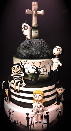 Halloween Cake Ideas For A Creepy And Spooky Night (shared via SlingPic)