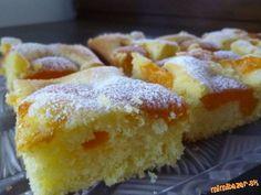Marhuľová bublanina | Mimibazar.sk Czech Recipes, Ethnic Recipes, Oreo Cupcakes, Sponge Cake, Cornbread, Tiramisu, Mashed Potatoes, French Toast, Deserts