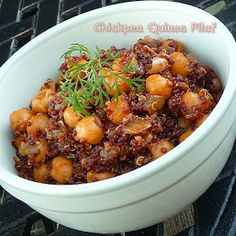 The Life & Loves of Grumpy's Honeybunch: Fallin' for Quinoa