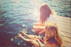 Find images and videos about girl, summer and beach on We Heart It - the app to get lost in what you love. Friends Forever, Best Friends, Come Undone, Besties, Lake Life, Summer Of Love, Pink Summer, Summer Beach, Hello Summer