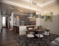 Great!! Interior by taymaz alizadeh   Architecture   3D   CGSociety
