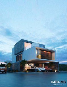 Casa MS by AM Arquitectos