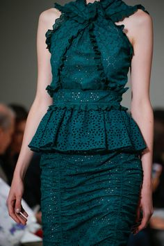 Oscar de la Renta Spring 2016 Ready-to-Wear Accessories Photos - Vogue#69#69