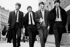 El cuarteto de Liverpool, por primera vez, sonara en diferentes plataformas de música.
