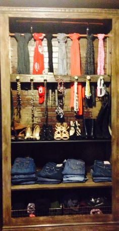 Awesome Accessories closet