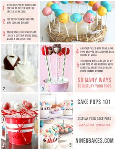 Cake pops 101: Tips tricks