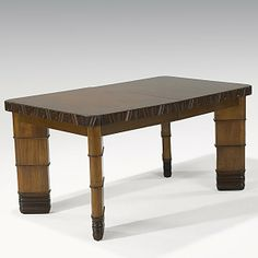647: K.E.M. WEBER; GRAND RAPIDS FURNITURE CO. : Lot 647