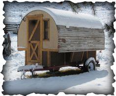 Sheep Wagon Home