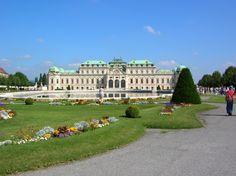 Hofburg, Imperial Palace - Wien, Austria (2004)