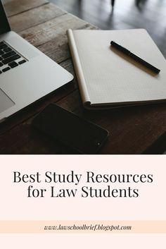 Law School Brief : Students: Study Resources