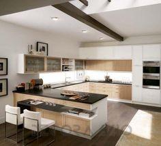 #kitchen #design #interior #furniture #furnishings #interiordesign комплект в кухню Aster Cucine Timeline, Tim5