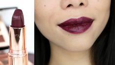Les Rouges à lèvres Matte Révolution de Charlotte Tilbury