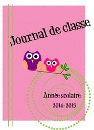 Journal de classe en