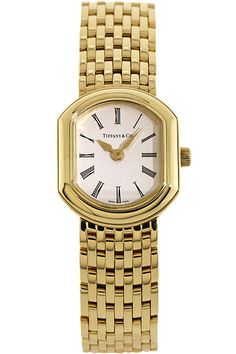 #Tourneau certified #PreOwned #TiffanyAndCo. Mark Coupe #writwatch #MothersDay