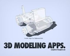 25 (Free) 3D Modeling Applications You Should Not Miss Editor's Note: Blender website was taking a million years to do anything when I was last on.