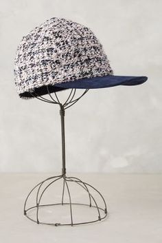 Eugenia Kim Darien Tweed Cap #anthrofave #sale