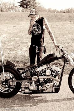 tattoos motorcycles