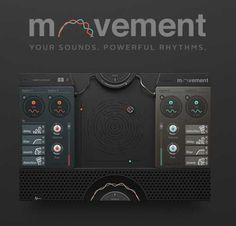 Movement v1.0.3 WiN Team R2R | Sept 23 2016 | 198 MB AAX VST VST3 x86 x64 Transform any instrument, synth, raw sound or full track in real time. Movement