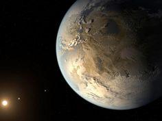 """Sci-Tech December 18, 2015  The so-called """"super-earth"""" is one of three planets orbiting a red dwarf star called Wolf 1061 that is just 14 light-years away. The newly discovered planet could be similar to the much more distant Kepler-186f.  by Eric Mack @ericcmack / December 18, 20153:14 PM PST"""