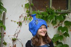 Čapka Modré snění