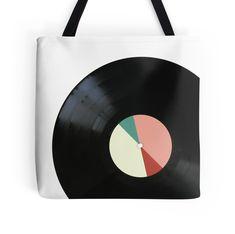 Retro Vinyl LP by Elle Tamata
