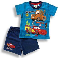 2dielny letný set pre bábätká - CARS http://www.milinko-oblecenie.sk/kojenecke-komplety-2/ #detskeoblecenie #setprebabatka