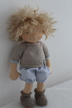 Baptiste by North Coast Dolls