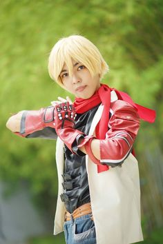 Leo Kliesen: Shu Yuzuriha Tekken Cosplay, Leo, Fictional Characters, Fantasy Characters, Lion