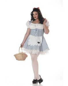 Storybook Sweetheart Adult Womens Plus Size Costume