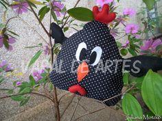 Clara  www.facebook.com/lojavaraldeartes Toy Art, Vera Bradley Backpack, Facebook, Toys, Design, Fabrics, Activity Toys, Design Comics, Games