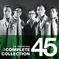 ▶ The Temptations - Since i lost my baby (HQ) - YouTube