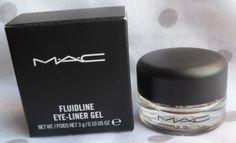 ♥ Aga w krainie czarów...: MAC, Fluidline - It's Physical