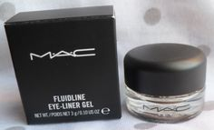♥ Aga w krainie czarów...: MAC, Fluidline - It's Physical