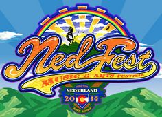 NedFest is an annual three-day outdoor music & arts festival with camping located in the mountains of Nederland Colorado, just 17 miles west of (and 3, 000 ft. above) Boulder. In recent years, the event has been held the last weekend of August (before Labor Day weekend).