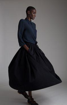 Vintage Yohji Yamamoto Men's Skirt Designer Vintage Clothing Minimal Fashion