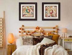 Gift Ideas for Teenage Girls   FramedArt.com Bedroom Decor, Wall Decor, Bohemian Style, Toddler Bed, Great Gifts, Decorating Ideas, Gift Ideas, Girls, Color