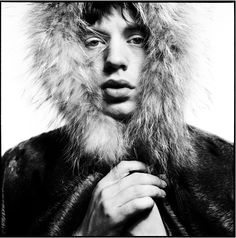 Mick Jagger, 1964 - David Bailey