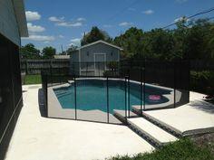 Pool Safety Fence Deltona