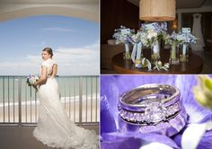 Costa d'Este Beach Resort Vero Beach Wedding Garrett Frandsen Nave Event Design Rachel Hobgood