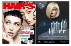 Nutritif en la revista Hair's How.