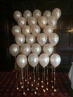 fotohintergrund f r hochzeit aus ballons photobackground wedding with balloons ballonw nde. Black Bedroom Furniture Sets. Home Design Ideas