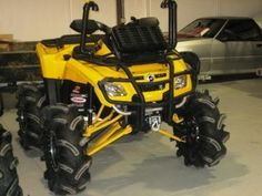 Jacked up toys Lifted Cummins, Can Am Atv, Go Car, Four Wheelers, Dirtbikes, My Ride, Toys For Boys, Elk, Offroad