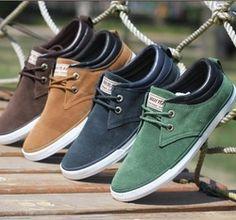 Online Shop 2014 novos tênis de lona homens sapatilhas ocasionais casuals apartamentos lona sapatos de skate masculino|Aliexpress Mobile