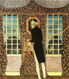 The Man Who Never Laughed - Kay Nielsen